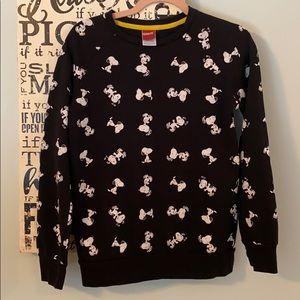 Peanuts Snoopy Sweatshirt XS